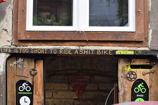 Bike Shop, Budapest VII District