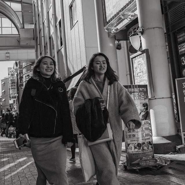 Sisters, Fujifilm X-T3, XF18mmF2 R
