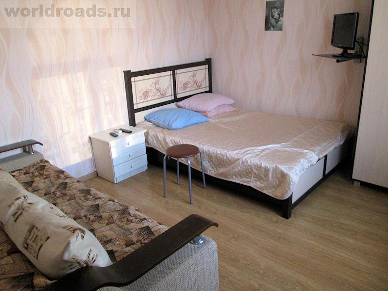 Гостиницы или квартиры