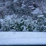 Schnee in Moers