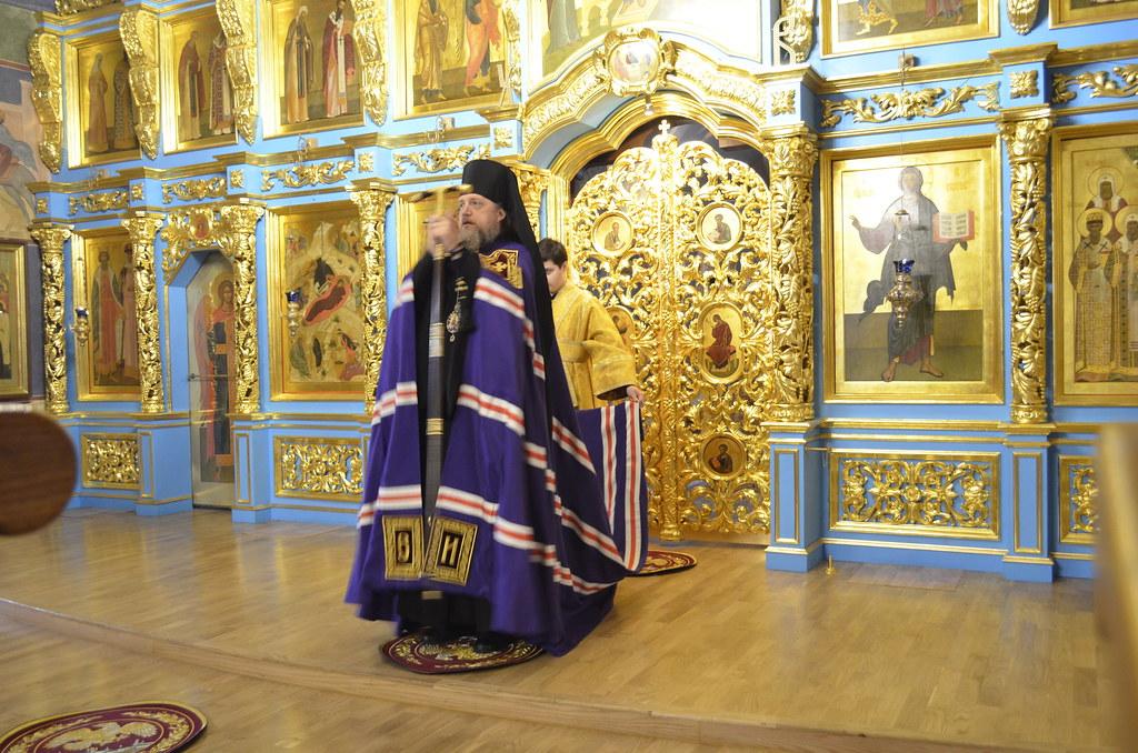 В Новоспасском монастыре почтили 114-ю годовщину со дня трагической гибели Великого Князя Сергея Александровича