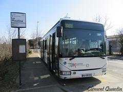 IRISBUS Crossway LE - 6815 - Citram Aquitaine - Photo of Saint-Vincent-de-Paul