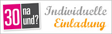 Individuelle Einladung Banner