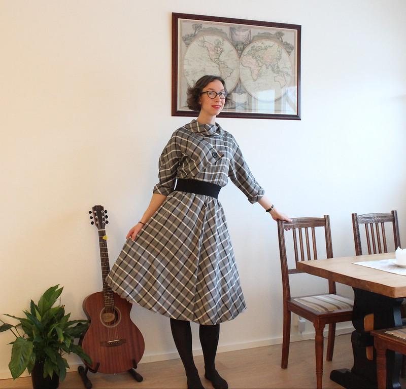 Turtle dress / etdrysskanel.com