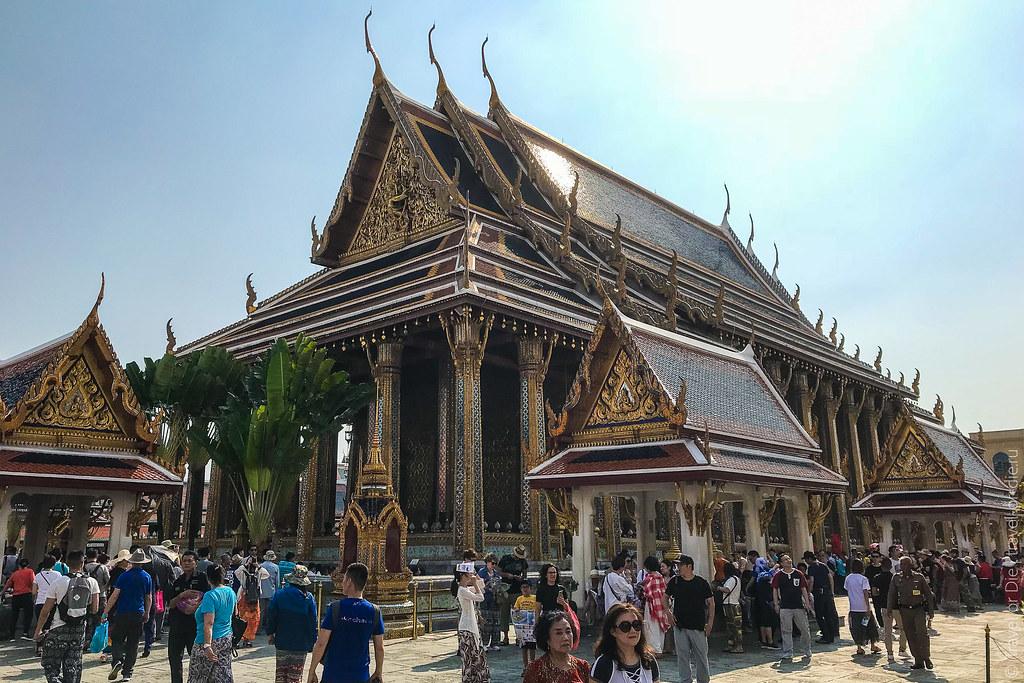 Grand-Palace-Bangkok-Королевский-дворец-Бангкок-9190