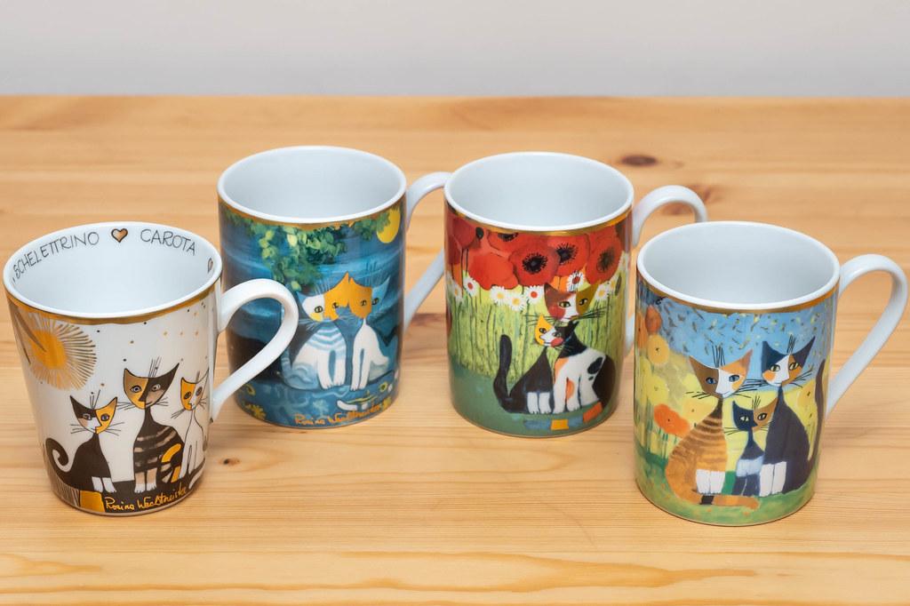 Rosina Cats Mug