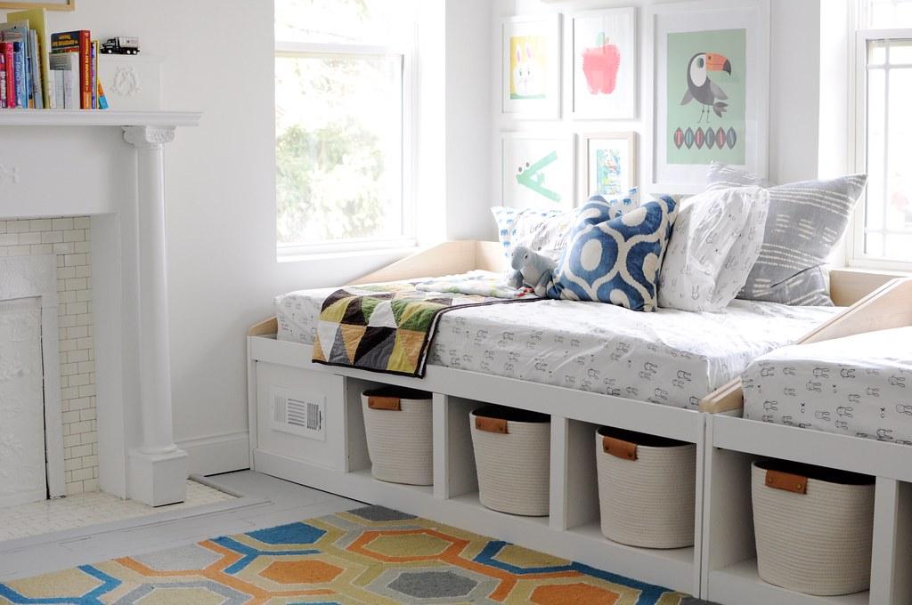 Colorful Modern Kids Room