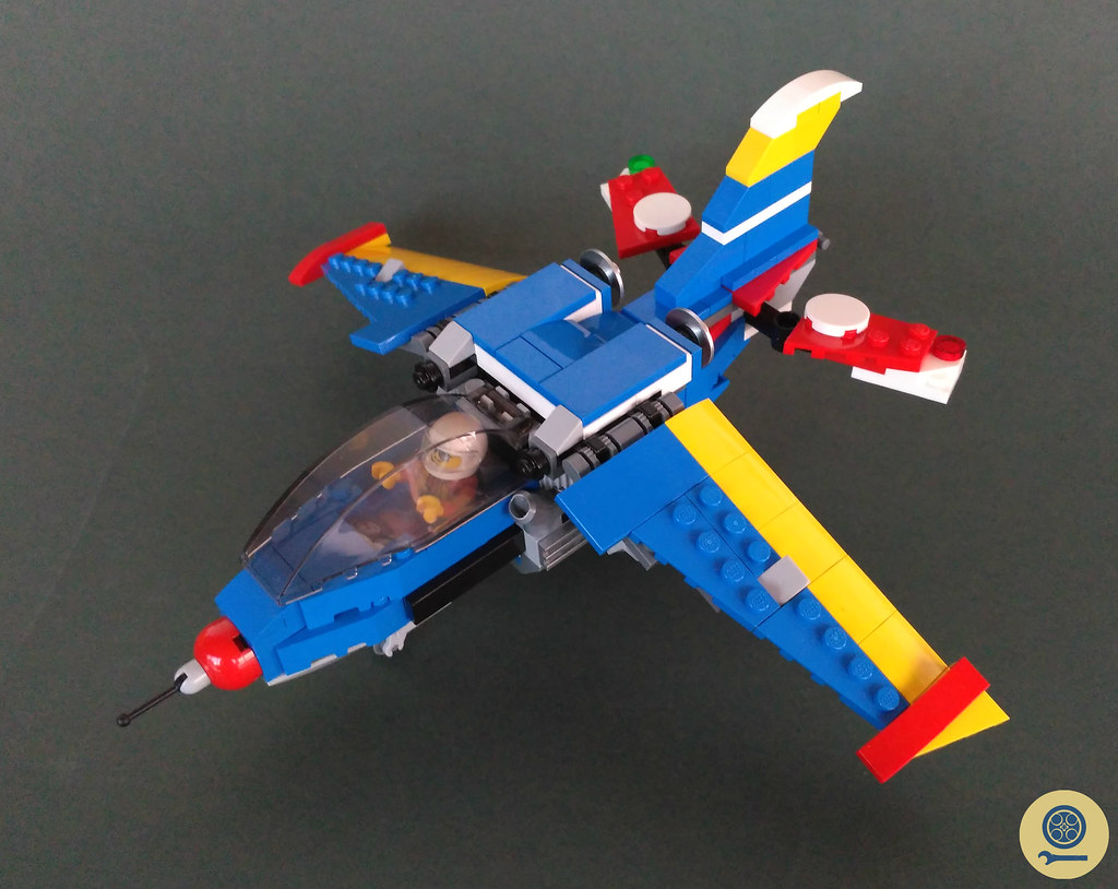 31094 Race Plane (3)