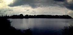 Sonne & Wolken über dem See - 11. August 2006 - Schleswig-Holstein - Deutschland