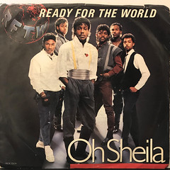READY FOR THE WORLD:OH SHEILA(JACKET A)