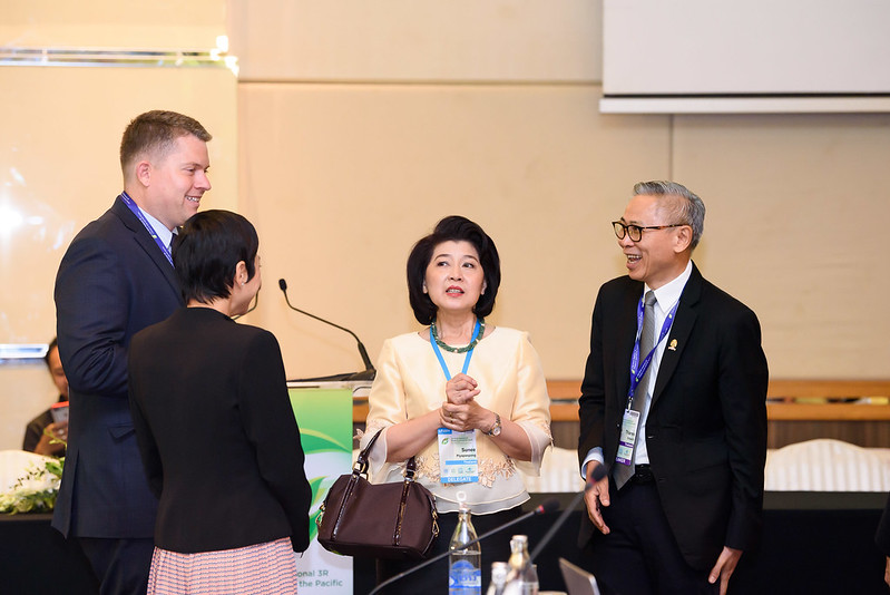 Ninth Regional 3R Forum in Asia and the Pacific, 4-6 March 2019, Bangkok, Thailand