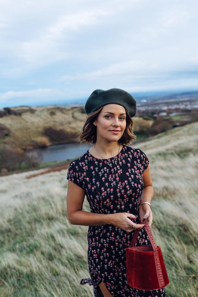 The Little Magpie Free People Lookbook Edinburgh The Craggs Scottish Blogger