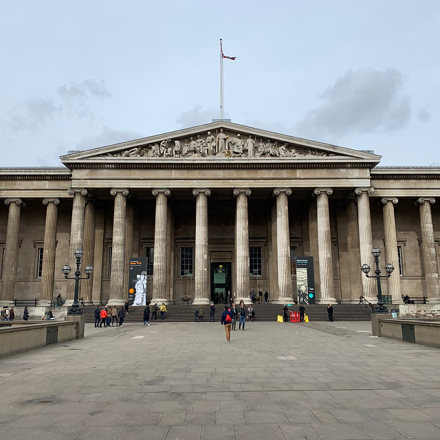 2019 London - Day 9 - British Museum