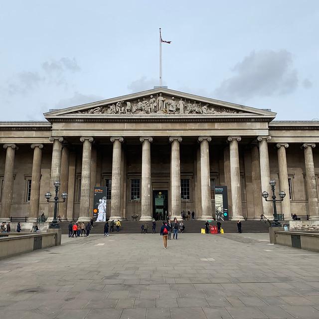 2019 London - Day 9 - British Museum