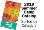 2019 Summer Camp Catalog