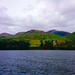 Hills in the lakes