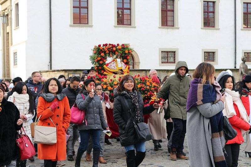 Sinulog Festival in Germany 4