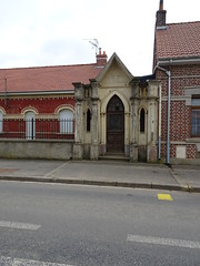 Wailly, Nord-Pas-de-Calais, France.- la chapelle