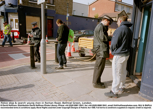 Stop & Search 11