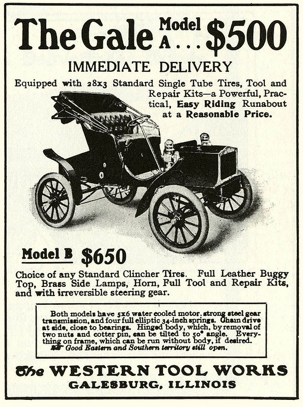 1905 Gale Model A