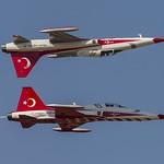 70-3025, Northrop F-5E Tiger Turkish Air Force @ Kecskemet LHKE (2)