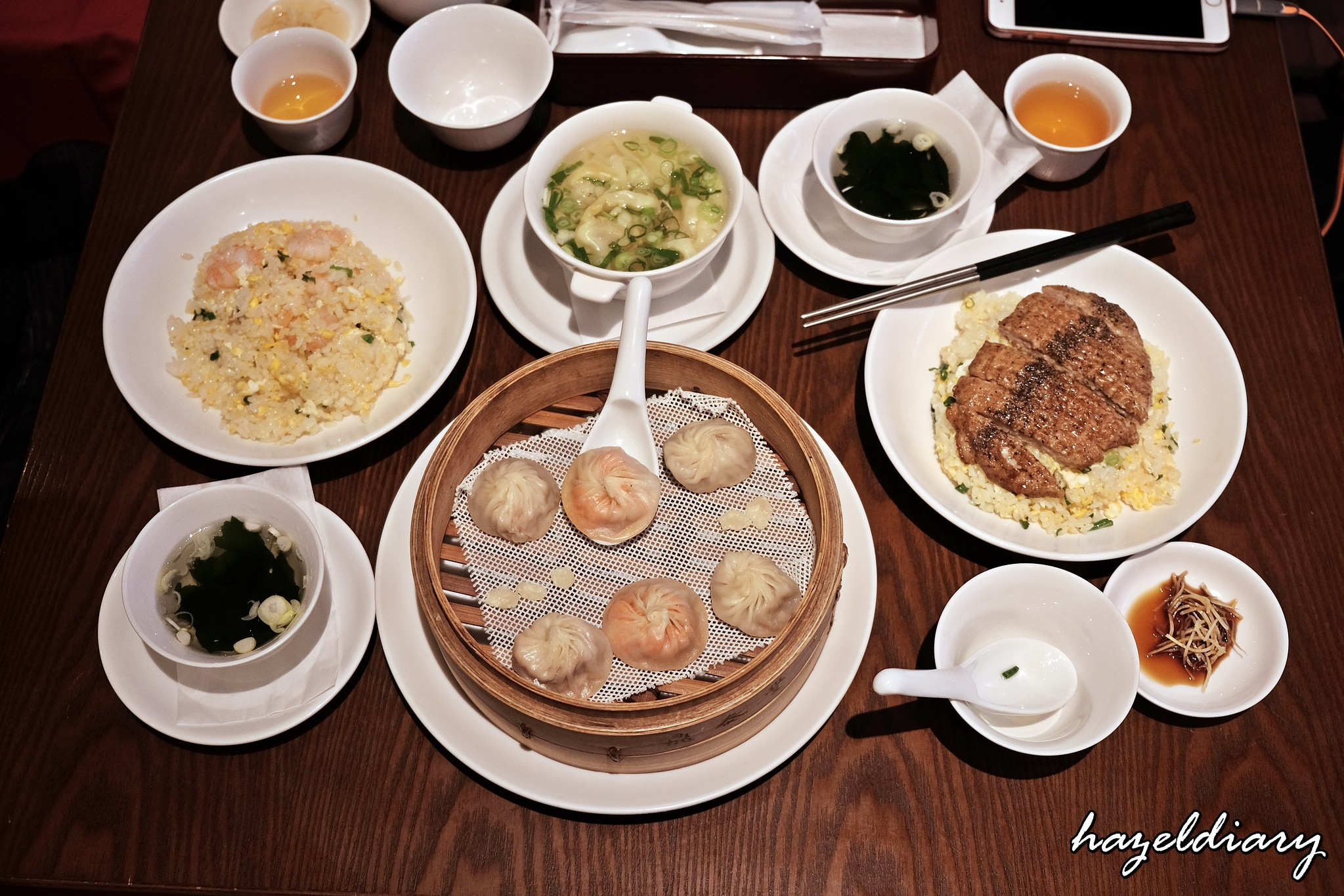 [JAPAN EATS] My Din Tai Fung Dining Experience in Tokyo