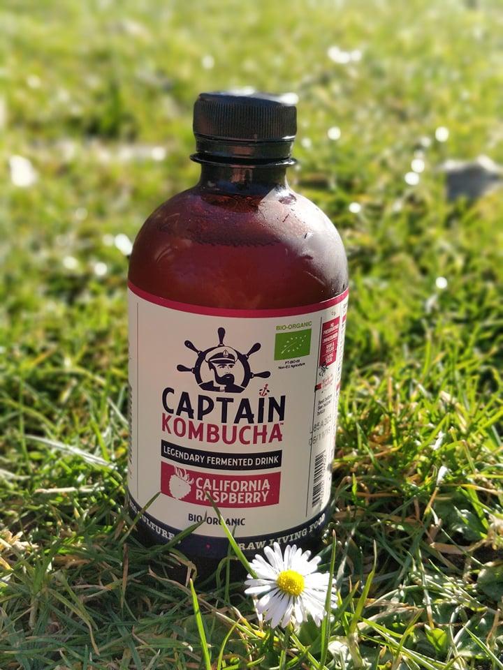 Getest: Captain kombucha, het legendarische gefermenteerde drankje