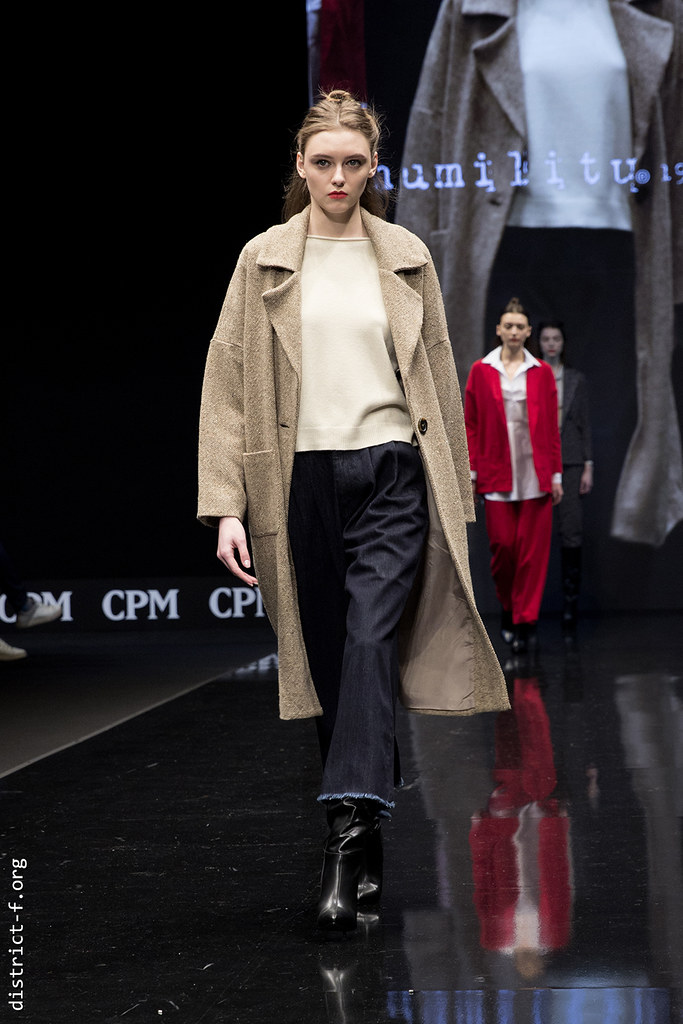 DISTRICT F — Collection Première Moscow AW19 — CPM Selected блш8
