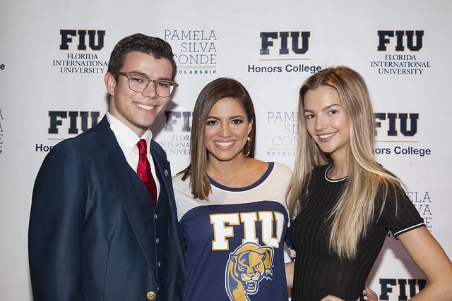 Pamela Silva Conde Scholarship 03/22/18