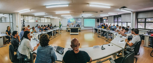 2ª Reunião Pública de Mediação de Regularização Fundiária com representantes de Condomínios