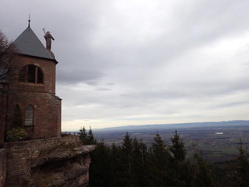 Mont St Odile.