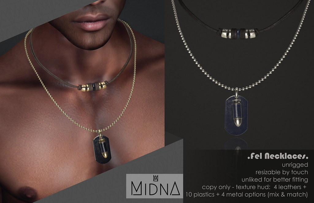 Midna – Fel Necklaces