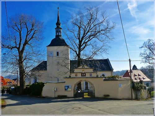 Kirche zu Maxen
