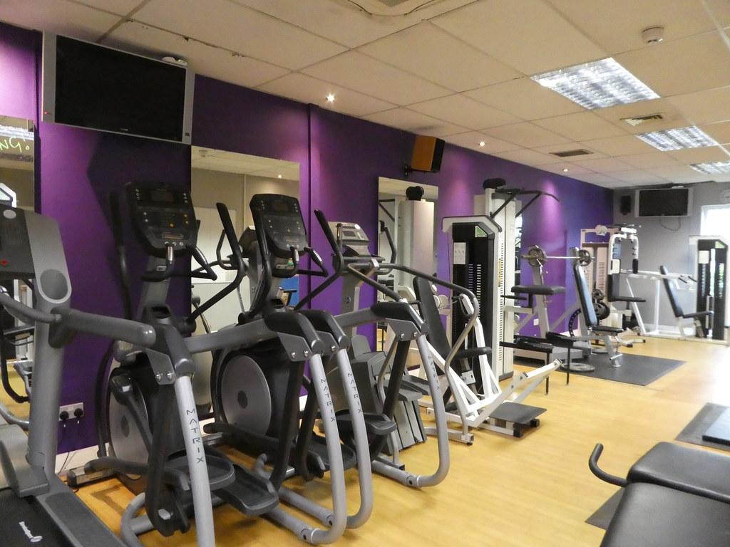 Gym, Holiday Inn Hull Marina
