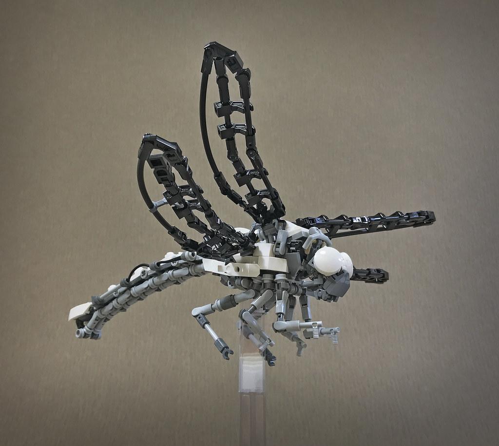 LEGO Mecha Dragonfly Mk2-04