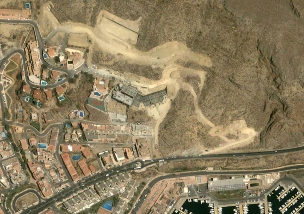acantilados de aguadulce, roquetas de mar, almería, croquetas yakubiuk, antes, urbanismo, planeamiento, urbano, desastre, urbanístico, construcción