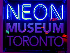 neon museum toronto