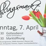 2019- 7. April - Frühlingsmarkt