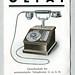 Heftchen der Gefat - Gesellschaft für automatische Telephonie by altpapiersammler