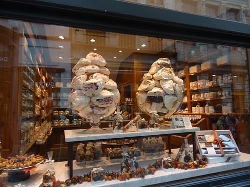 Chocolate en Bélgica