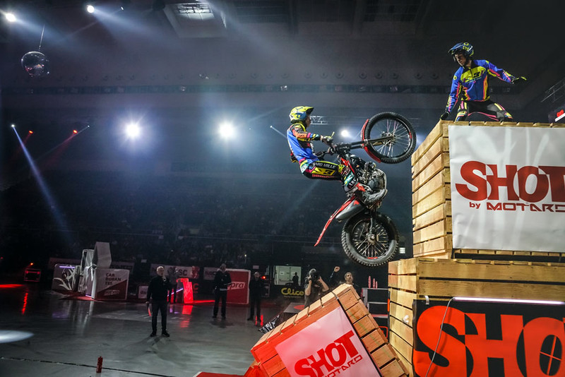 Mundial X-Trial, Granada 2019