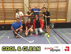 Besuch «cool & clean» 27.02.19