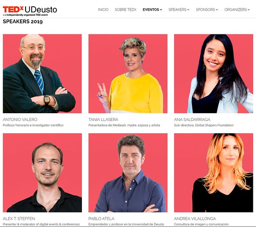 TEDxUDeusto - Light it up! 5 de Abril de 2019