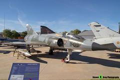 C.11-09-11-09---596---Spanish-Air-Force---Dassault-Mirage-IIIEE---Madrid---181007---Steven-Gray---IMG_1649-watermarked