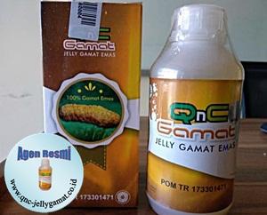 Agen QnC Jelly Gamat Kudus