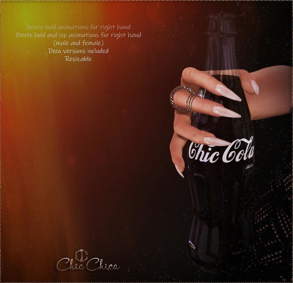 Chic Cola by ChicChica @ Cosmopolitan - TeleportHub.com Live!