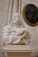 Marble Bust depicting The Saviour of the World