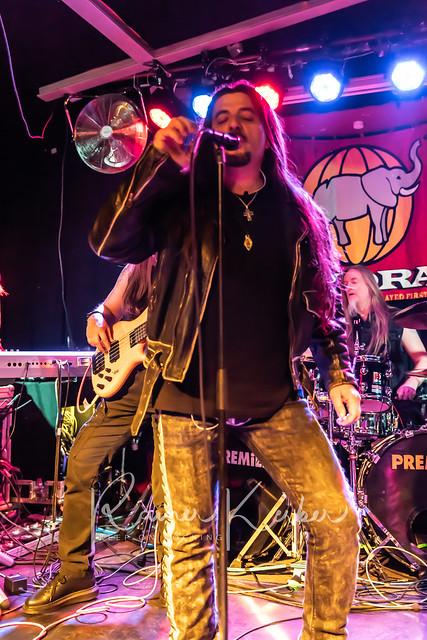 Sirenia - Arcane Astral Aeons Tour Hamburg 2019