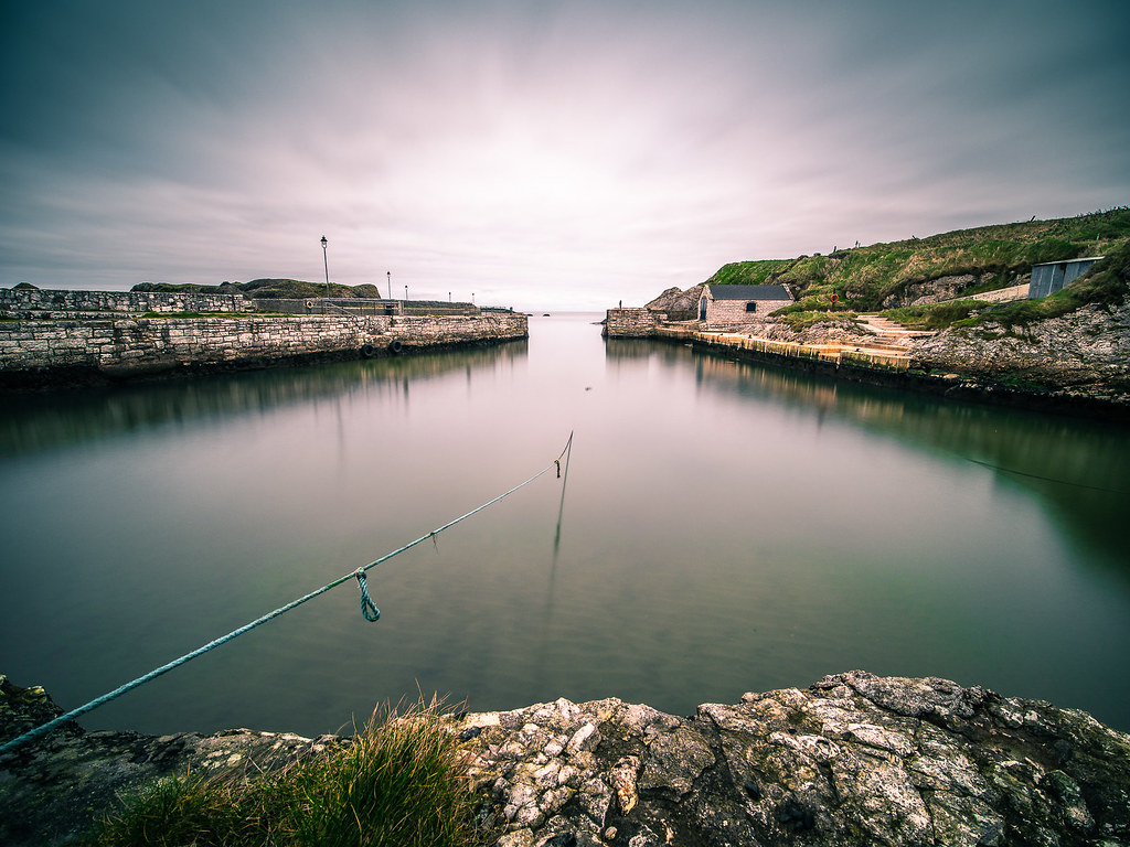 Ballintoy Harbour, Northern Ireland picture