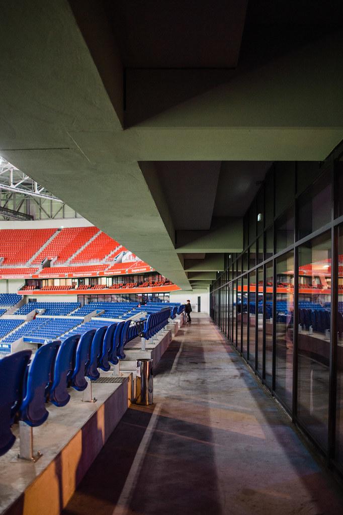 Cérémonie des Voeux du MEDEF Lyon-Rhône - 14 janvier 2019 - Groupama Stadium
